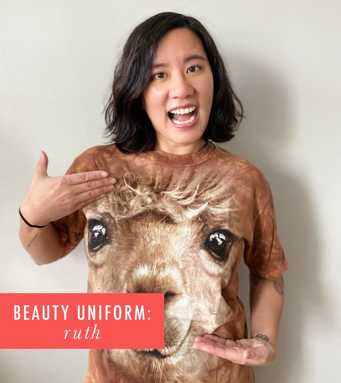 My Beauty Uniform: Ruth Chan