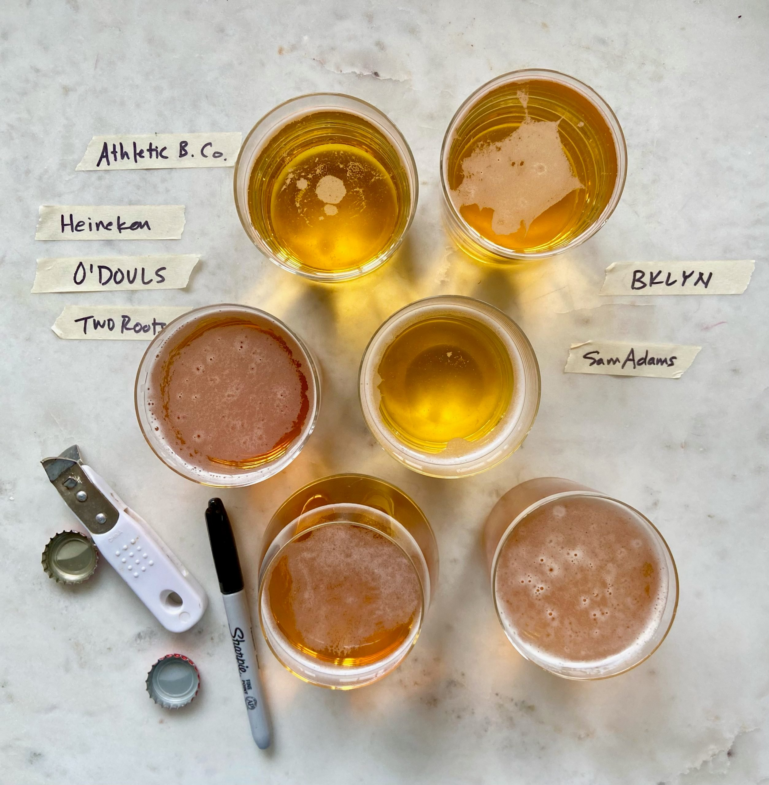 What's the Best Non-Alcoholic Beer? A Taste Test