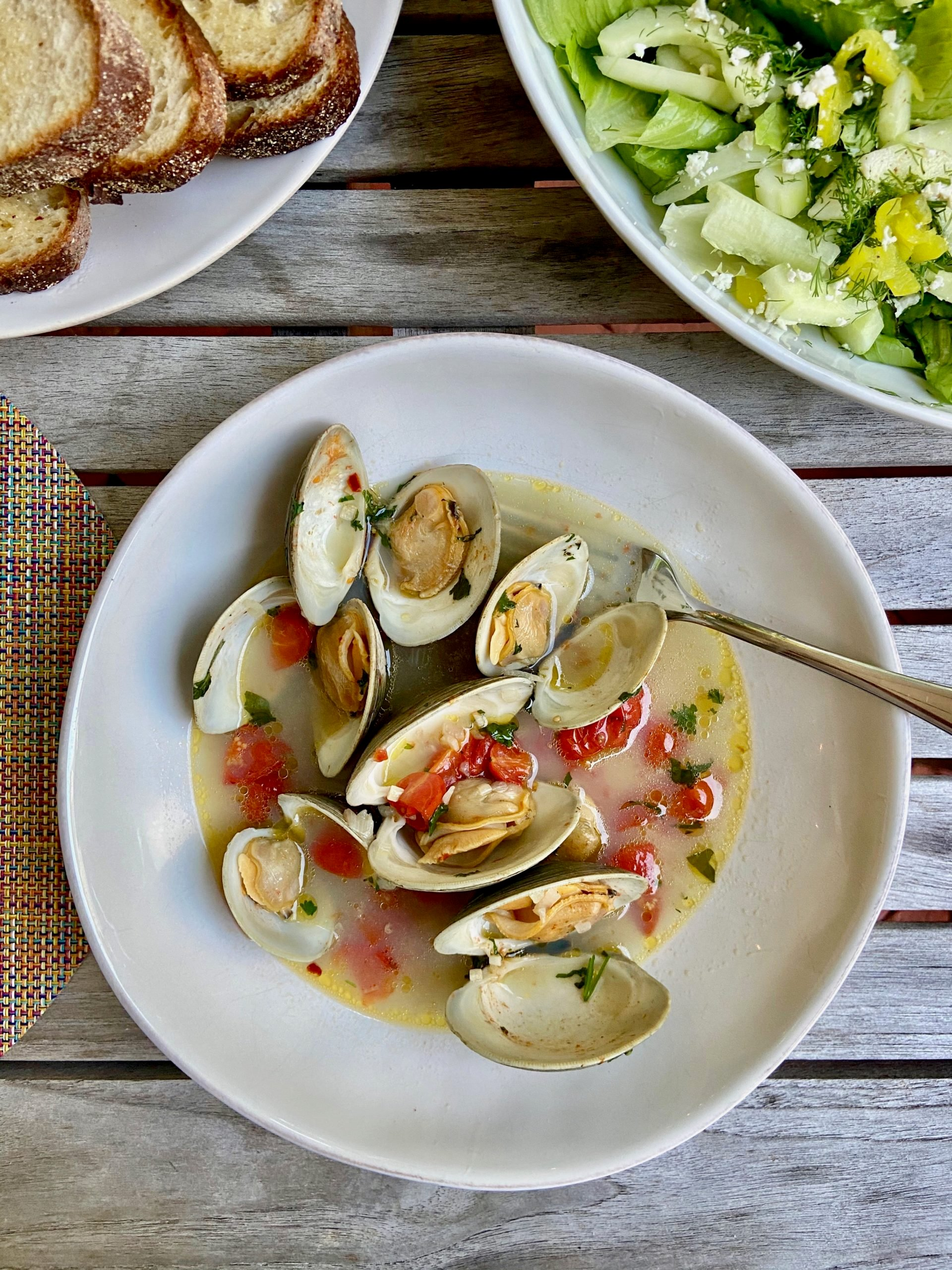 10 Quick Spring Dinners