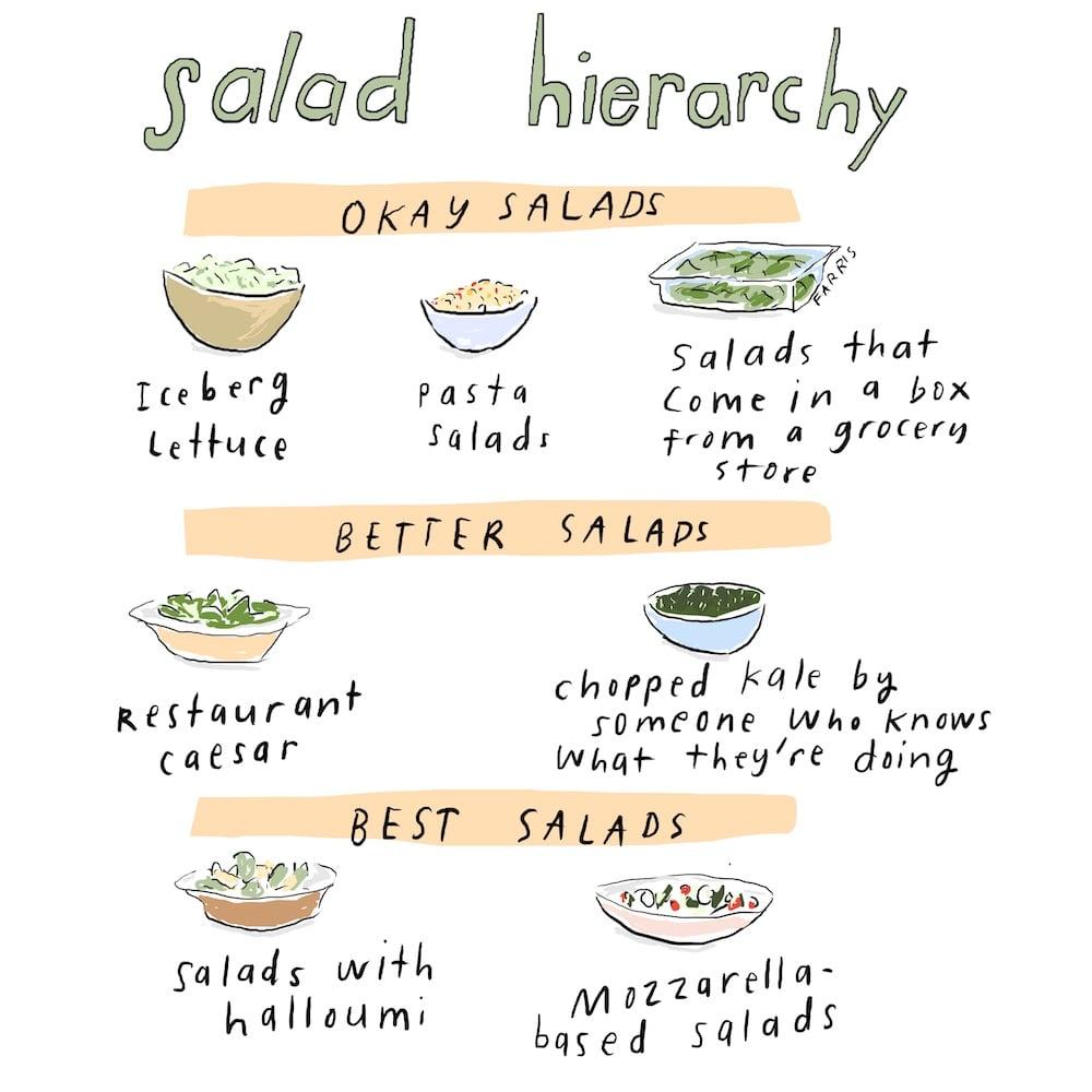 salad comic by grace Farris