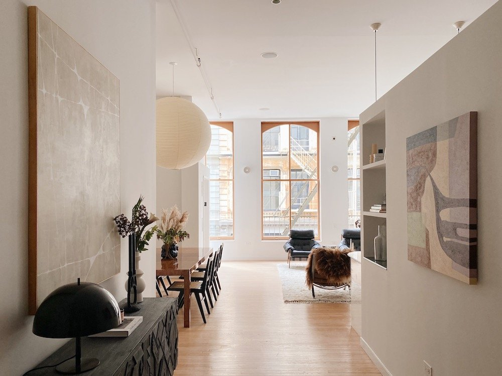nyc apartment makeover Hovey Design