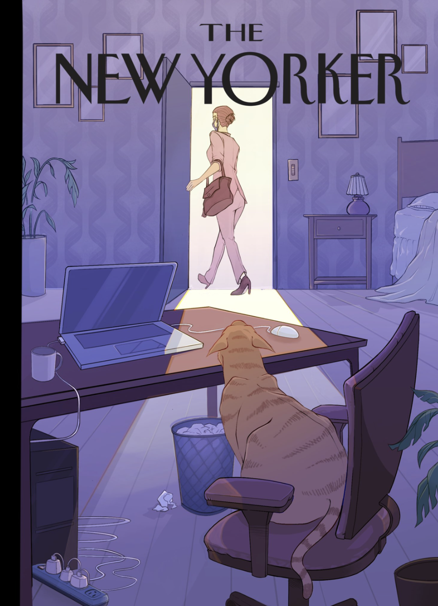 Pandemic New Yorker Covers