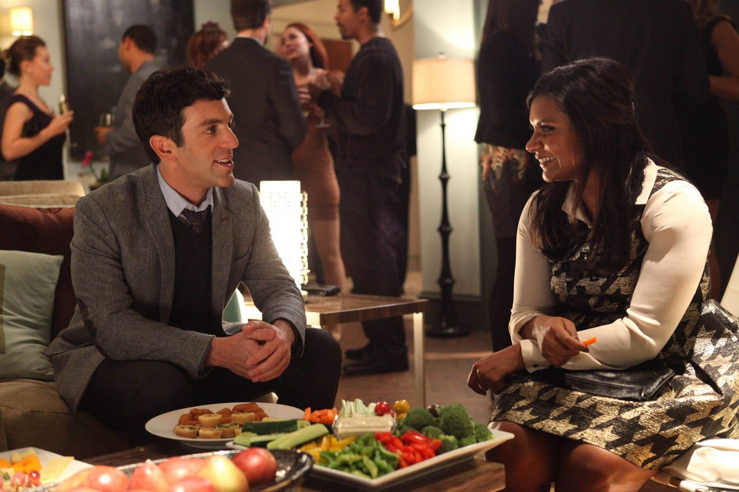 Mindy Project BJ Novak