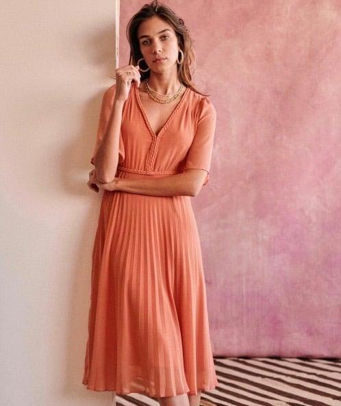 Sezane dress
