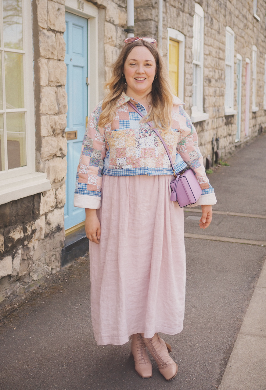 A Week of Outfits: Charlotte Jacklin