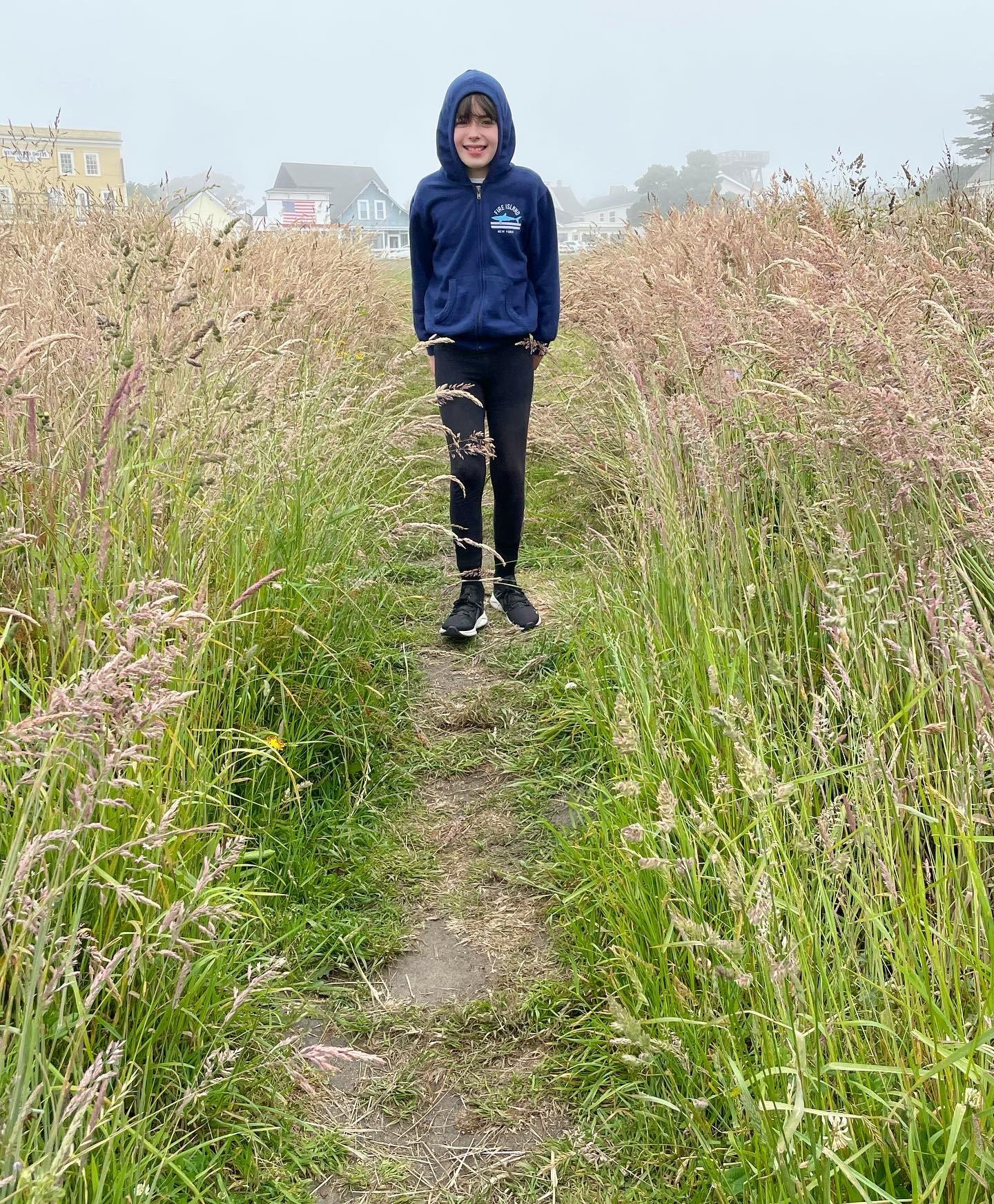 Mendocino kids hike