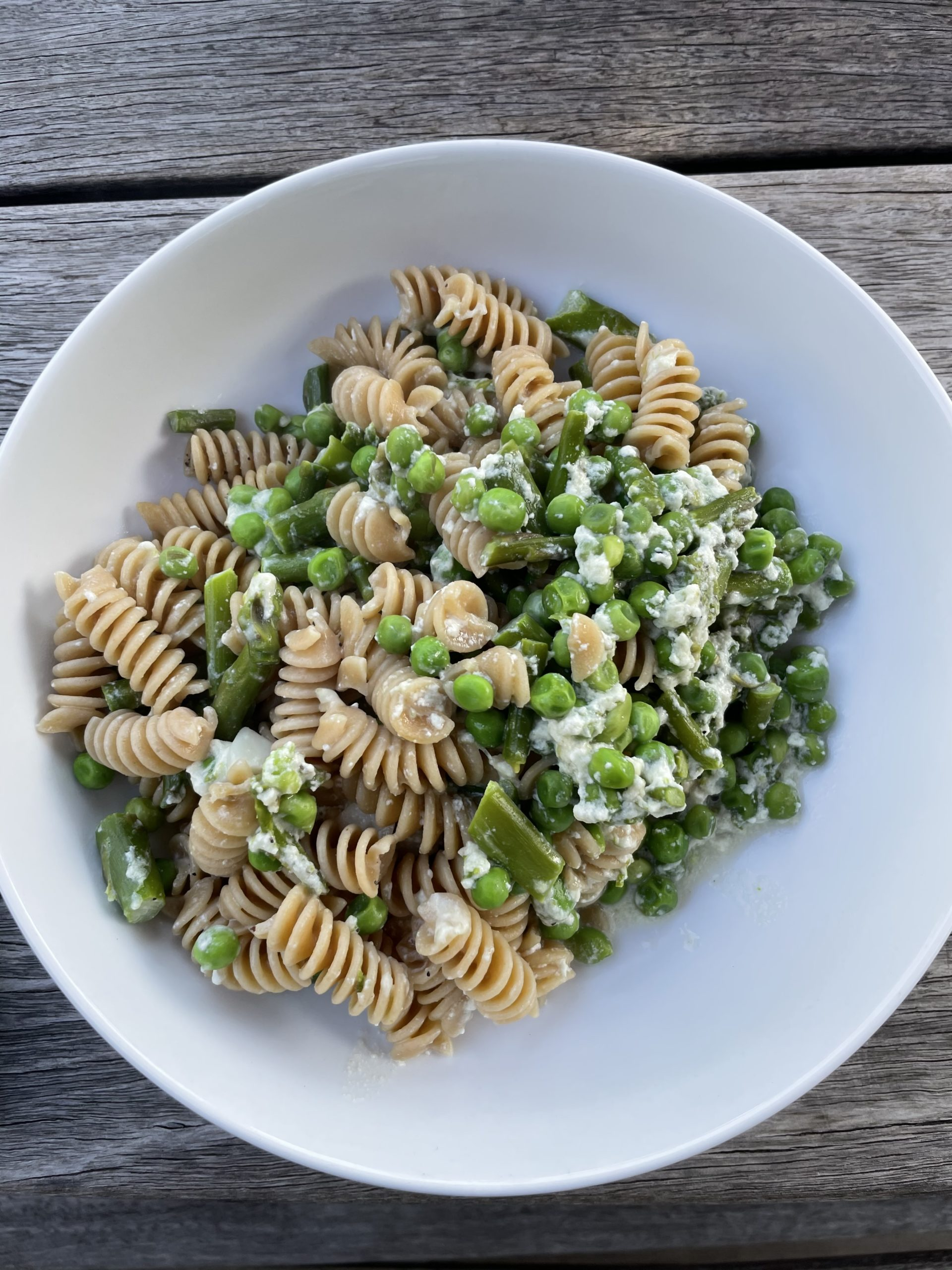 pasta vegetable