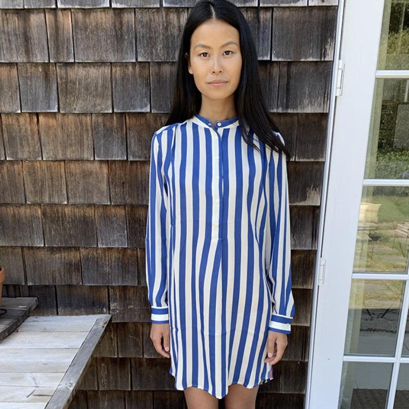 KULE striped dress