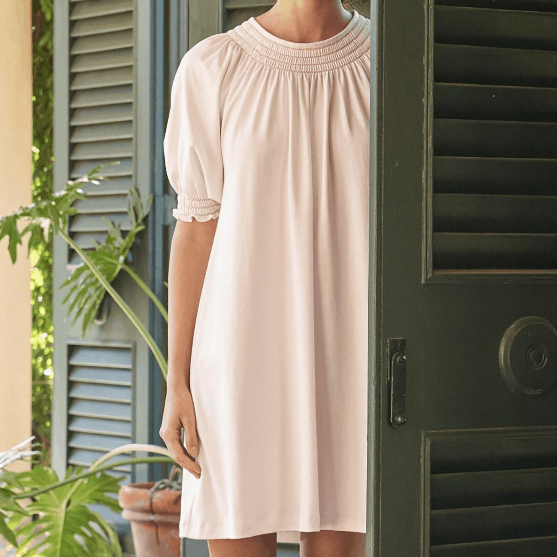 lake pajamas nightgown