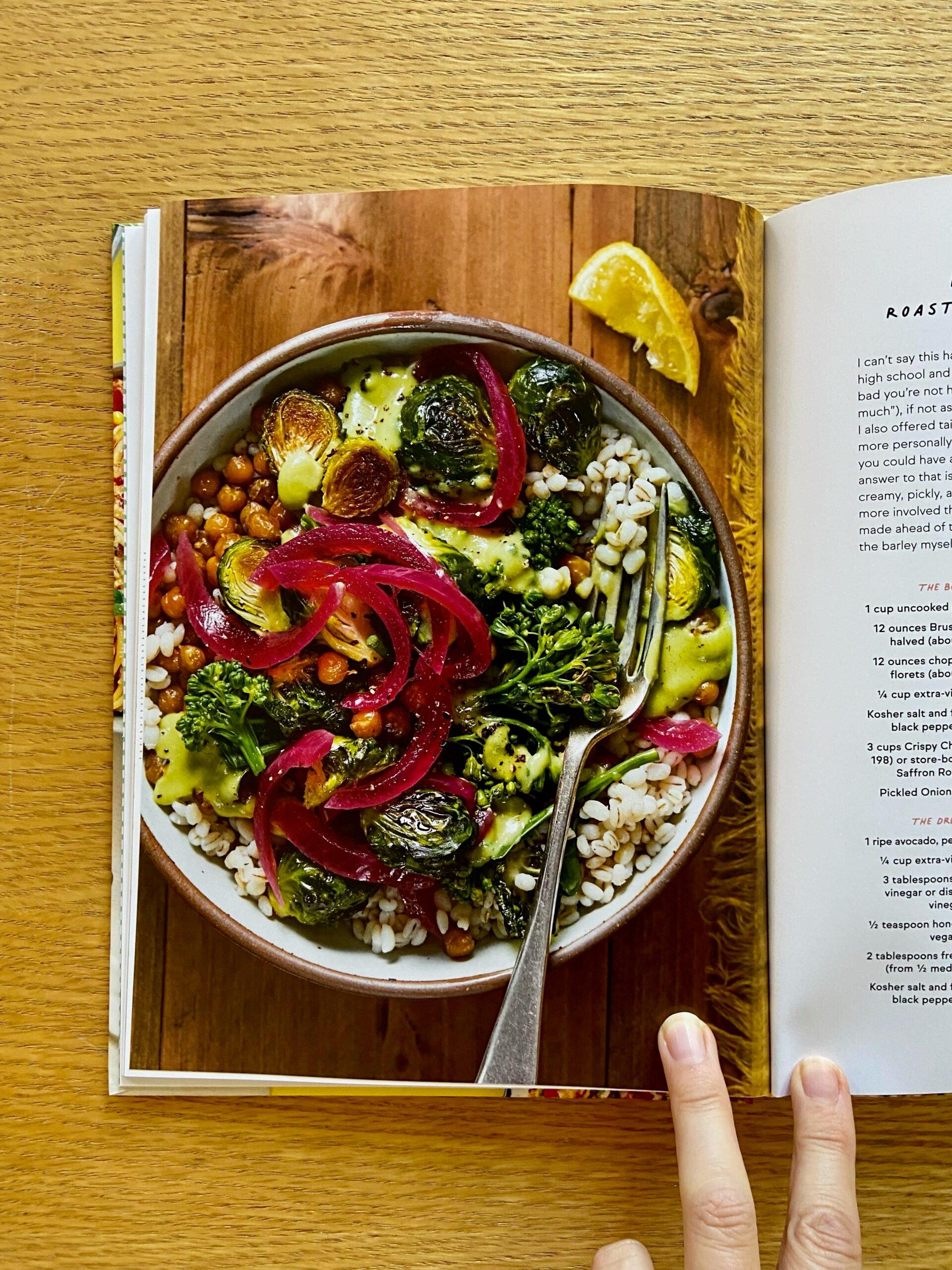 Jenny Rosenstrach's the weekday vegetarians cookbook