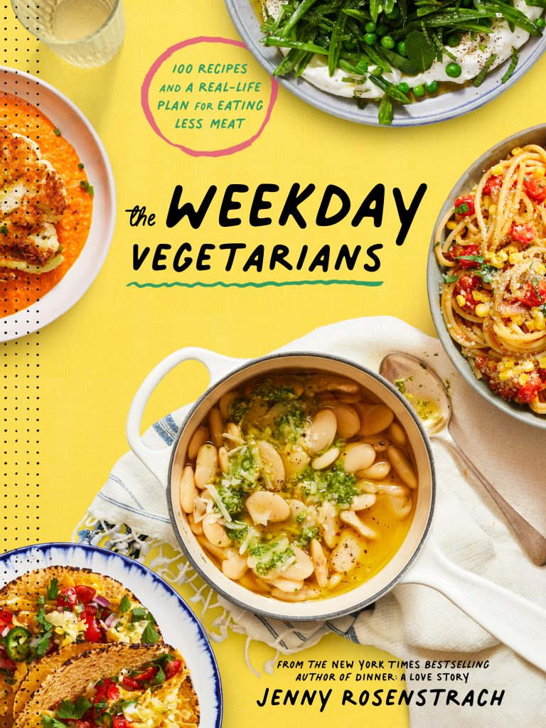 weekday vegetarians cookbook by Jenny Rosenstrach