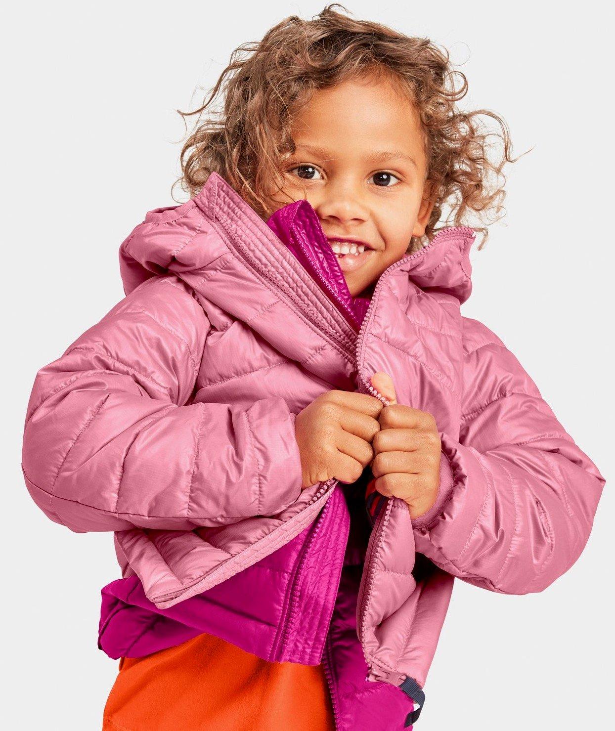 primary puffer coat girls